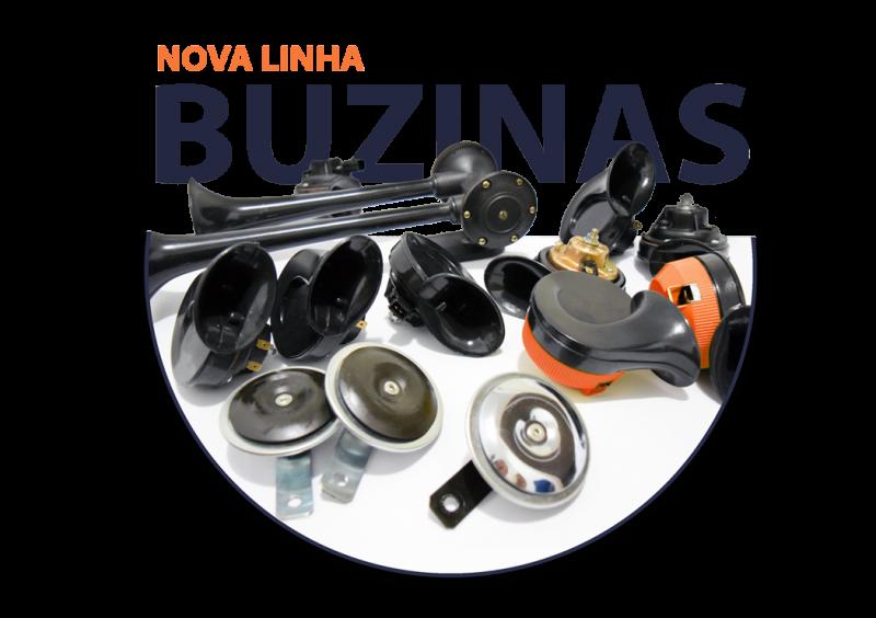 Lançamento Buzinas BZM